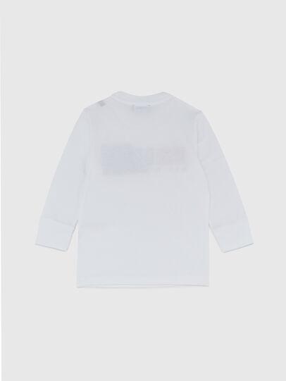 Diesel - TDIEGOCUTYB ML-R, Weiß - T-Shirts und Tops - Image 2