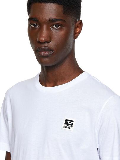 Diesel - T-DIEGOS-K30, Weiß - T-Shirts - Image 3