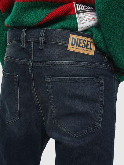 Diesel - D-Vider 084AU, Dunkelblau - Jeans - Image 5