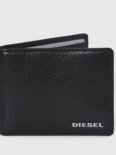 Diesel - NEELA XS, Schwarz/Weiss - Kleine Portemonnaies - Image 4