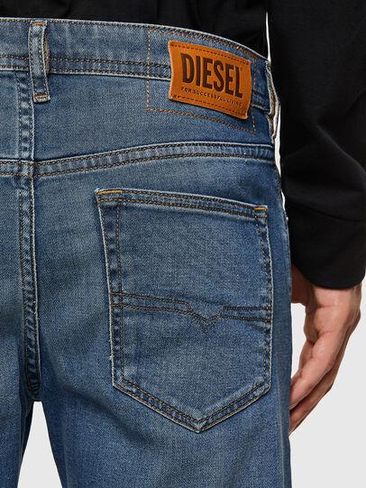 Diesel - Buster 009EI, Mittelblau - Jeans - Image 4