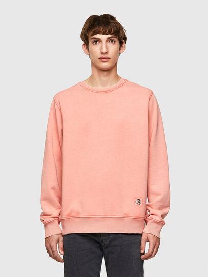 Diesel - S-GIRK-MOHI-B1, Rosa - Sweatshirts - Image 1