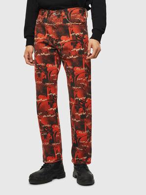 D-Macs 069KR, Rot - Jeans