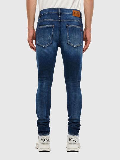 Diesel - D-Istort 009CX, Mittelblau - Jeans - Image 2