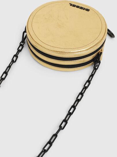 Diesel - OPHITE CHAIN, Gold - Schultertaschen - Image 6