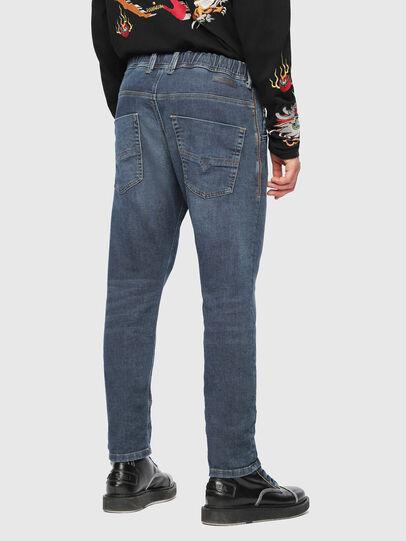 Diesel - Krooley JoggJeans 084UB, Mittelblau - Jeans - Image 2