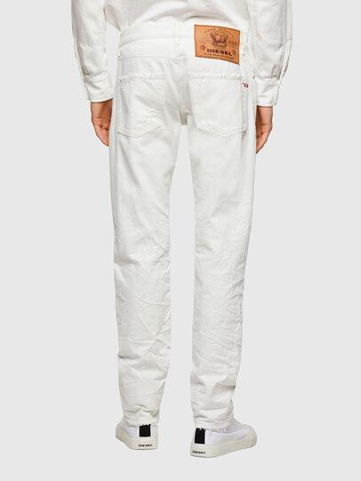 Diesel - D-Kras 0HBAJ, Weiß - Jeans - Image 2
