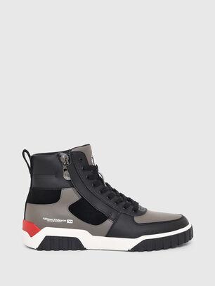 S-RUA MID SK, Grau - Sneakers
