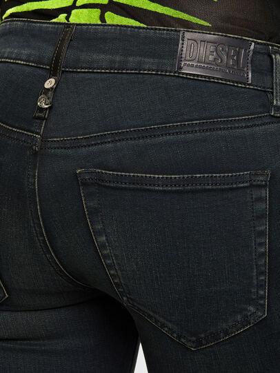 Diesel - Slandy 009QG, Dunkelblau - Jeans - Image 4