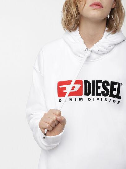 Diesel - F-DIVISION-FL,  - Sweatshirts - Image 3