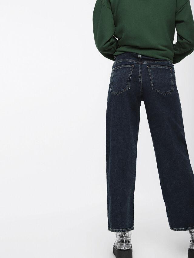 Diesel - Widee JoggJeans 069BE, Dunkelblau - Jeans - Image 2