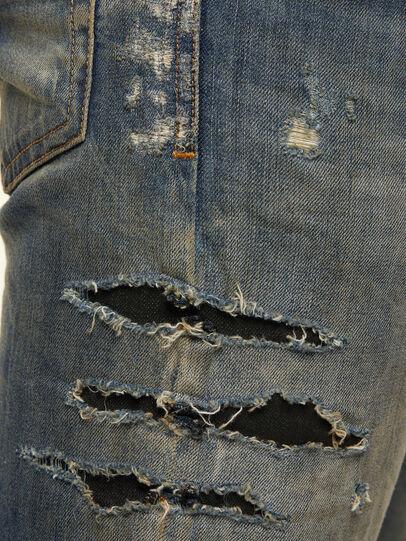Diesel - Tepphar 009GP, Dunkelblau - Jeans - Image 3