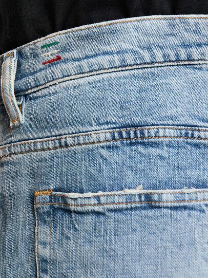 Diesel - D-Vider 009JR, Hellblau - Jeans - Image 5
