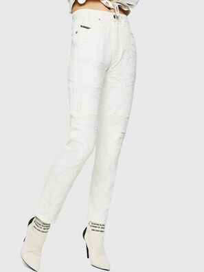 D-Eiselle 069IJ, Weiß - Jeans