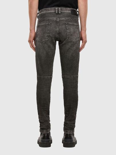 Diesel - D-Dean 009LI, Schwarz/Dunkelgrau - Jeans - Image 2
