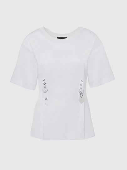 Diesel - T-SHEELA, Weiß - T-Shirts - Image 1