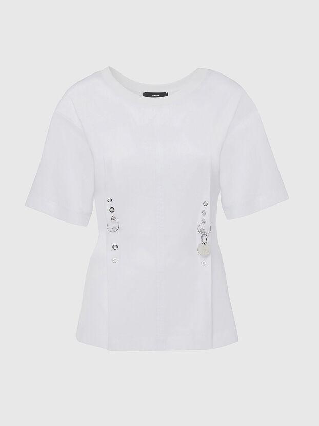 T-SHEELA, Weiß - T-Shirts