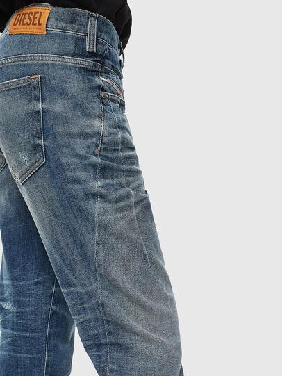 Diesel - Fayza 0890Y, Mittelblau - Jeans - Image 4