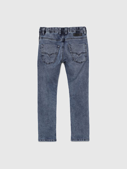 Diesel - KROOLEY-J JOGGJEANS, Blau - Jeans - Image 2