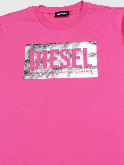 Diesel - TFOIL, Rosa - T-Shirts und Tops - Image 3