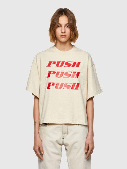 Diesel - T-BOWXY, Weiß - T-Shirts - Image 1