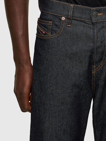 Diesel - D-Vider 009HF, Dunkelblau - Jeans - Image 3
