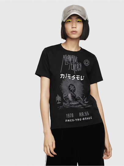 Diesel - T-SILY-WC,  - T-Shirts - Image 1