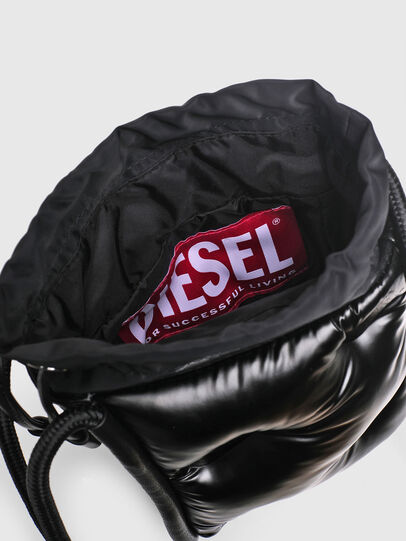 Diesel - CASSYA, Schwarz - Schultertaschen - Image 4