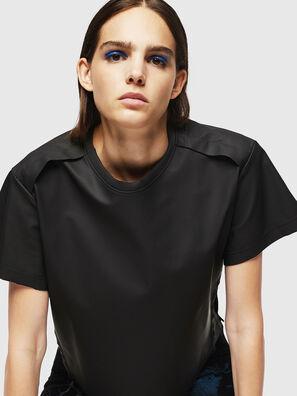 T-DARYL, Schwarz - T-Shirts