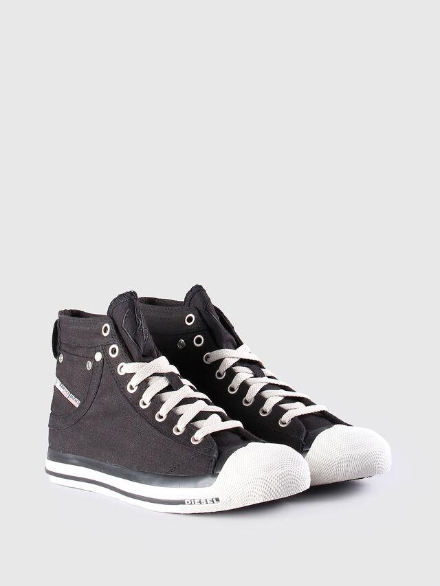 Diesel EXPOSURE W, Schwarz/Weiß - Sneakers - Image 2