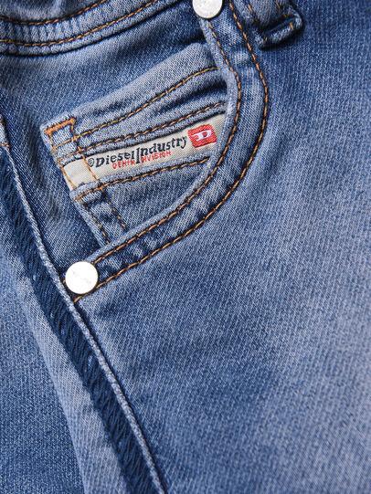 Diesel - KROOLEY-B-N JOGGJEANS, Hellblau - Jeans - Image 3