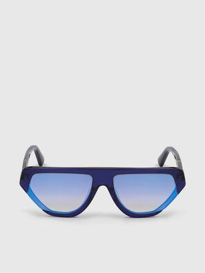 DL0322, Blau - Sonnenbrille