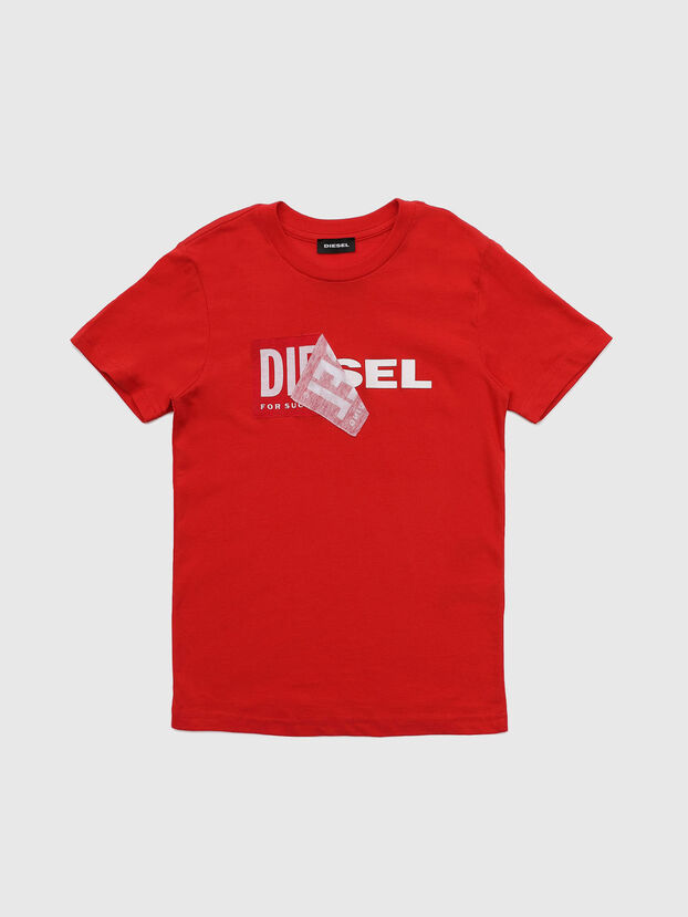 TDIEGO, Rot - T-Shirts und Tops