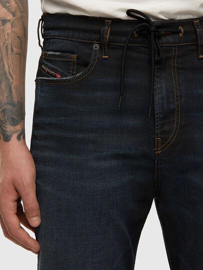 Diesel - D-Vider JoggJeans 009HE, Dunkelblau - Jeans - Image 3