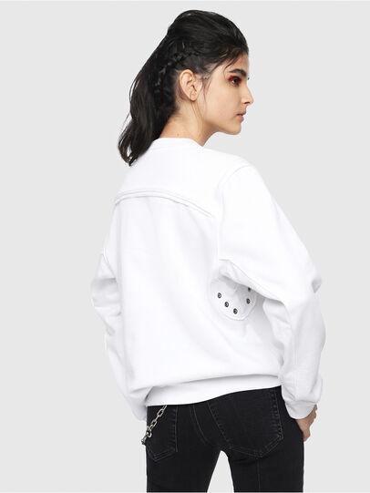 Diesel - F-LYANY-B,  - Sweatshirts - Image 2