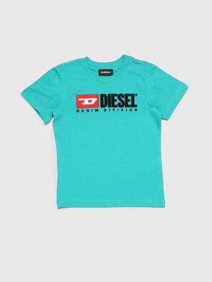 TJUSTDIVISIONB-R, Azurblau - T-Shirts und Tops