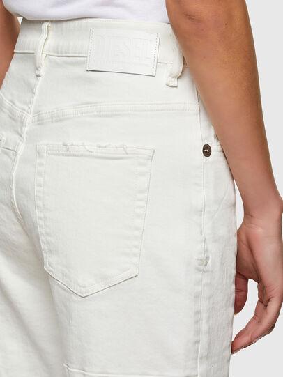 Diesel - D-Reggy 009UL, Weiß - Jeans - Image 4
