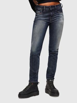 D-Rifty 0096U, Dunkelblau - Jeans