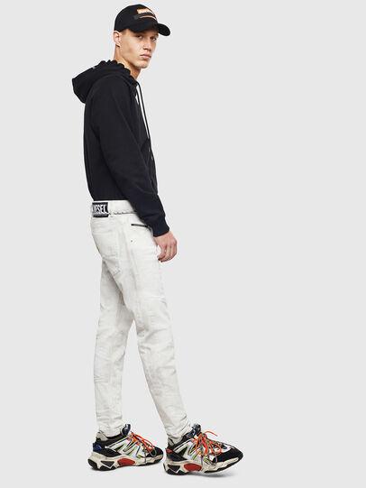 Diesel - D-Luhic JoggJeans 069LZ, Weiß - Jeans - Image 4