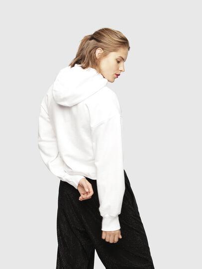 Diesel - F-DINIE-A, Weiß - Sweatshirts - Image 2