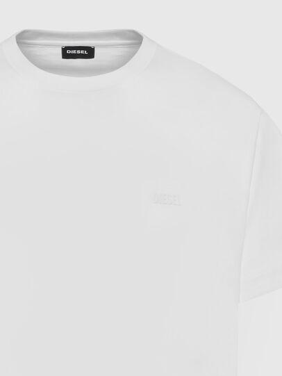 Diesel - T-TARRIS-NEW2, Weiß - T-Shirts - Image 3