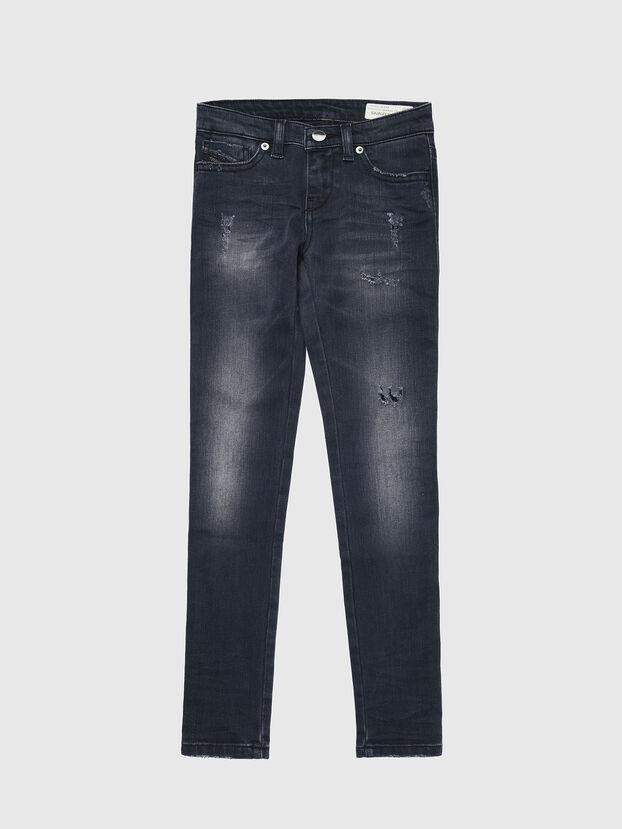 SKINZEE-LOW-J-N, Schwarz - Jeans