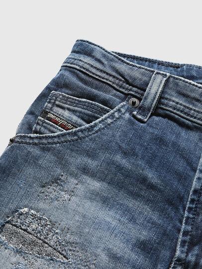 Diesel - KROOLEY-J-N, Hellblau - Jeans - Image 3