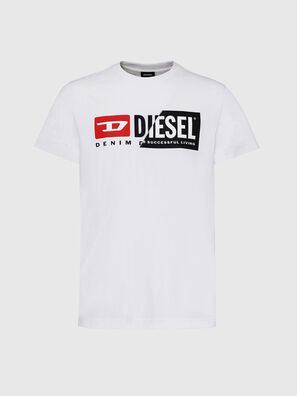 T-DIEGO-CUTY, Weiß - T-Shirts