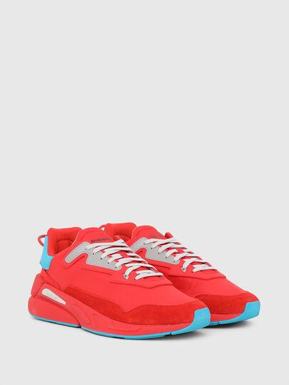 Diesel - S-SERENDIPITY LC, Rot - Sneakers - Image 2