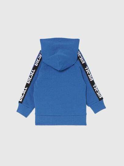 Diesel - SUITOB, Blau - Sweatshirts - Image 2