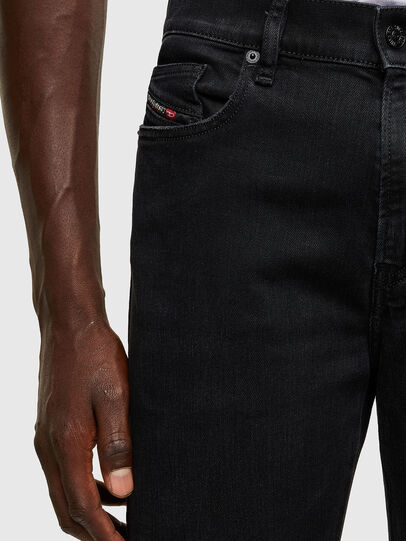 Diesel - D-Amny 084ZN, Schwarz/Dunkelgrau - Jeans - Image 3