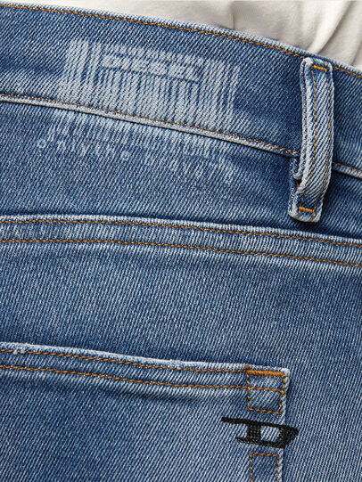 Diesel - D-Strukt 009DW, Hellblau - Jeans - Image 5