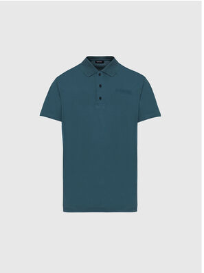 T-WARREL, Wassergrün - Polohemden