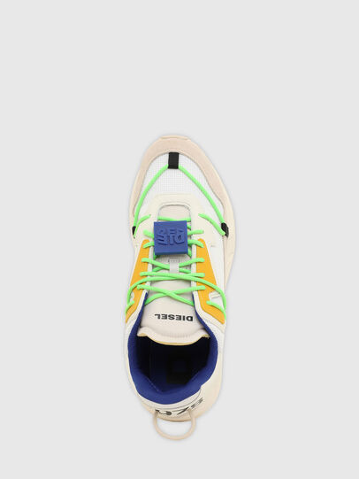 Diesel - S-SERENDIPITY LACE, Weiss/Rosa - Sneakers - Image 6